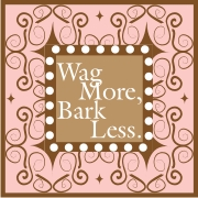 wag more bark less machine embroidery file