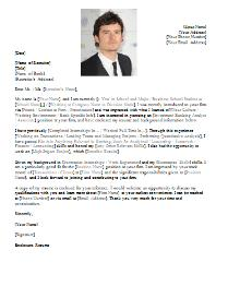 top investment banking cover letter