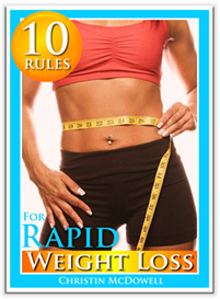 10 Rules for Rapid Weight Loss | Documents and Forms | Manuals