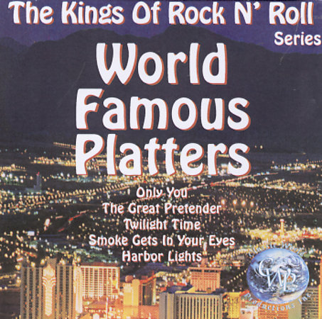 First Additional product image for - THE PLATTERS World Famous Platters (1999) (CWP RECORDS) (12 TRACKS) 320 Kbps MP3 ALBUM