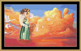 Heavens Gate  Cross Stitch Pattern Download | Crafting | Cross-Stitch | Other