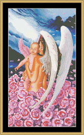Angel Day  Cross Stitch Pattern Download | Crafting | Cross-Stitch | Other