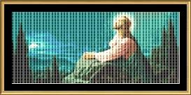 Gethsemane  Cross Stitch Pattern Download | Crafting | Cross-Stitch | Other