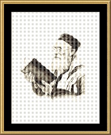 Scholar  Cross Stitch Pattern Download | Crafting | Cross-Stitch | Other