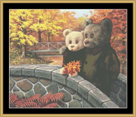 Bridges Park  Cross Stitch Pattern Download | Crafting | Cross-Stitch | Other