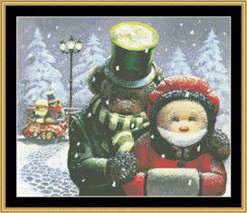 Frosty Still  Cross Stitch Pattern Download | Crafting | Cross-Stitch | Other