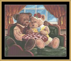 Valentine Treat  Cross Stitch Pattern Download | Crafting | Cross-Stitch | Other