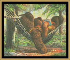 Afternoon Slumber  Cross Stitch Pattern Download   Crafting   Cross-Stitch   Other