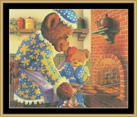 Nanas Cookies  Cross Stitch Pattern Download | Crafting | Cross-Stitch | Other