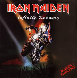 IRON MAIDEN Infinite Dreams (Live) (1989) (EMI RECORDS) (3 TRACKS) 320 Kbps MP3 SINGLE | Music | Rock