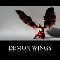 Demon Wings | Software | Design