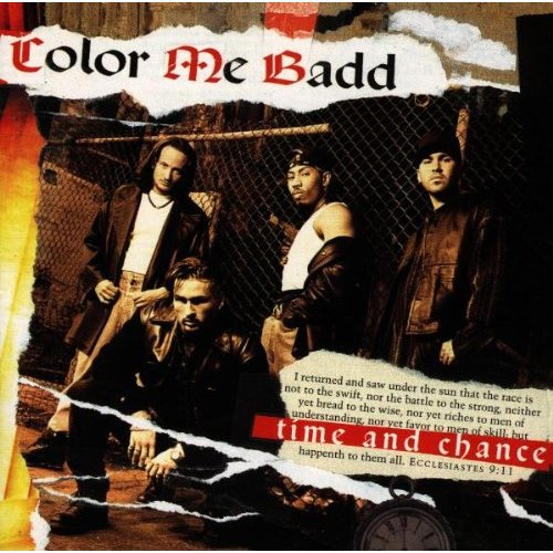 First Additional product image for - COLOR ME BADD Time And Chance (1993) (GIANT RECORDS) (17 TRACKS) 320 Kbps MP3 ALBUM