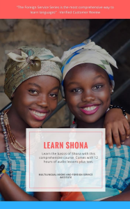 FSI Shona Basic Course, Digital Edition | eBooks | Language