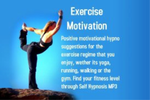 exercise motivation hypnosis mp3