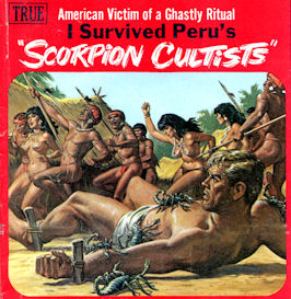 I SURVIVED PERU'S SCORPION CULTISTS by Robert F. Dorr | eBooks | Fiction