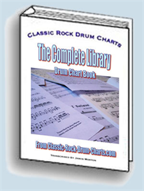 CRDC Complete Digital Drum Charts Library - 325 Songs of Drum Sheet Music | eBooks | Sheet Music