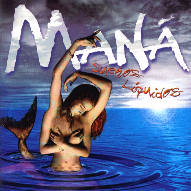 First Additional product image for - MANA Suenos Liquidos (1997) (WARNER MUSIC LATINA) (12 TRACKS) 320 Kbps MP3 ALBUM