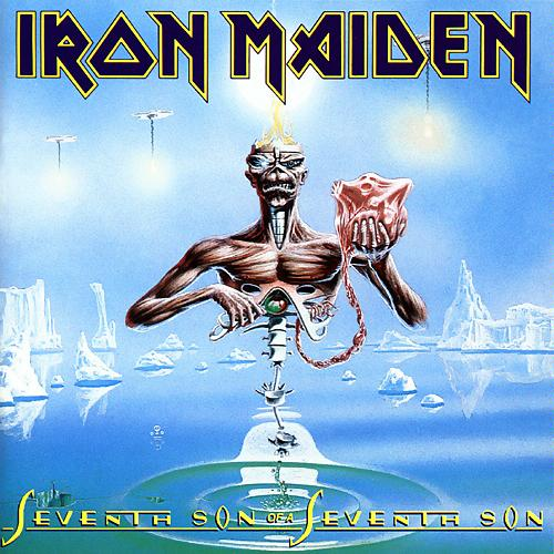 First Additional product image for - IRON MAIDEN Seventh Son Of A Seventh Son (1995) (CASTLE RECORDS) (8 TRACKS) 320 Kbps MP3 ALBUM