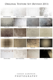 Original Texture Set {Revised 2011}