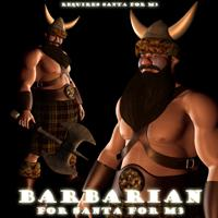 Barbarian for Santa for M3 | Software | Design
