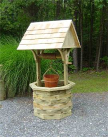 6 Ft. Wishing Well Plans | Other Files | Patterns and Templates