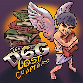 d6g: the lost chapters book 12