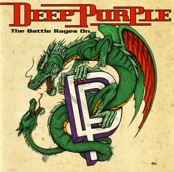 First Additional product image for - DEEP PURPLE The Battle Rages On... (1993) (RCA VICTOR) (10 TRACKS) 320 Kbps MP3 ALBUM