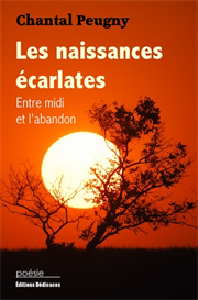 Les naissances ecarlates - par Chantal Peugny | eBooks | Poetry