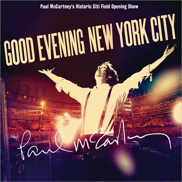 First Additional product image for - PAUL McCARTNEY Good Evening New York City (2010) (HEAR MUSIC) (33 TRACKS) 320 Kbps MP3 ALBUM