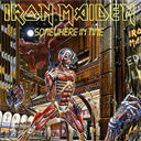 IRON MAIDEN Somewhere In Time (1995) (CASTLE RECORDS) (8 TRACKS) 320 Kbps MP3 ALBUM | Music | Rock