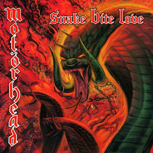 First Additional product image for - MOTORHEAD Snake Bite Love (1998) (CMC INTERNATIONAL RECORDS) (11 TRACKS) 320 Kbps MP3 ALBUM