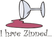 I have Zinned - machine embroidery file | Crafting | Sewing | Gifts