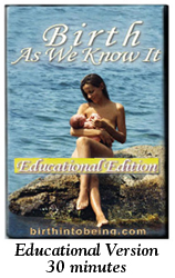 birth as we know it - educational version - english - 30min.