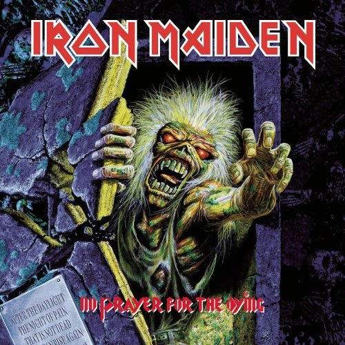 First Additional product image for - IRON MAIDEN No Prayer For The Dying (1998) (RMST) (RAW POWER) (10 TRACKS) 320 Kbps MP3 ALBUM
