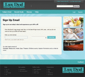 Group Buying Contract and Website Script groupon | Documents and Forms | Legal