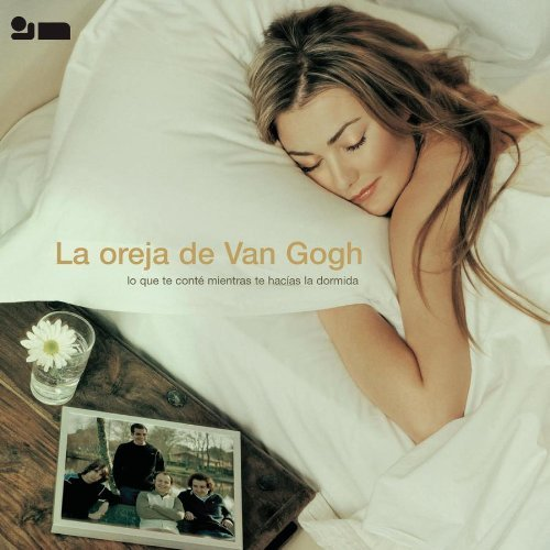 First Additional product image for - LA OREJA DE VAN GOGH Lo Que Te Conte (2003) (SONY U.S. LATIN) (15 TRACKS) 320 Kbps MP3 ALBUM