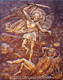 St.Michael(fibre) | Photos and Images | Fine Art
