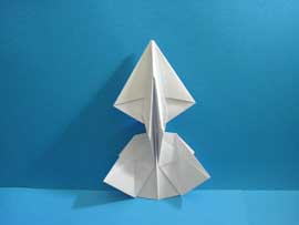 First Additional product image for - Origami Starship Phoenix Tutorial video