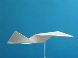 Second Additional product image for - Origami Starship Phoenix Tutorial video