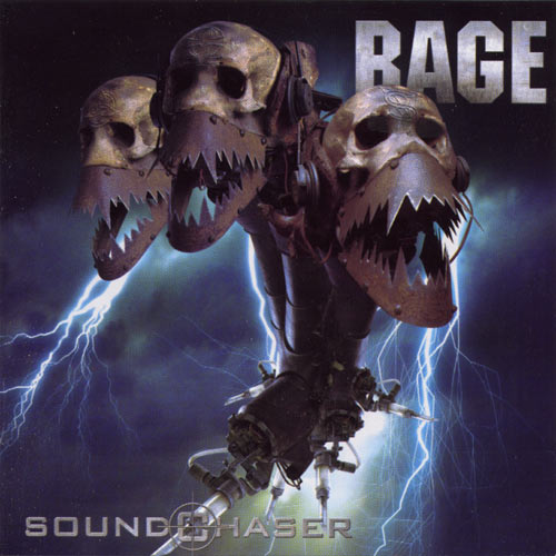First Additional product image for - RAGE Soundchaser (2003) (STEAMHAMMER RECORDS) (11 TRACKS) 320 Kbps MP3 ALBUM