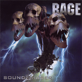 RAGE Soundchaser (2003) (STEAMHAMMER RECORDS) (11 TRACKS) 320 Kbps MP3 ALBUM | Music | Rock