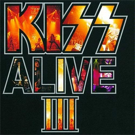 KISS Alive III (1993) (POLYGRAM RECORDS) (16 TRACKS) 320 Kbps MP3 ALBUM | Music | Rock