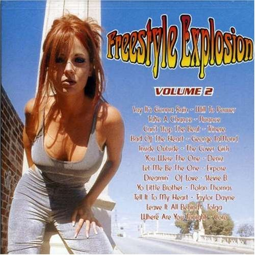 First Additional product image for - FREESTYLE EXPLOSION, VOL. 2 Various Artists (1998) (THUMP RECORDS) (12 TRACKS) 320 Kbps MP3 ALBUM