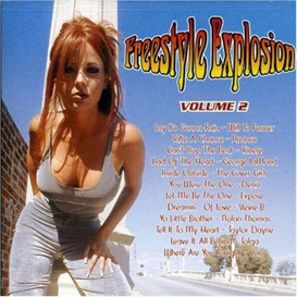 FREESTYLE EXPLOSION, VOL. 2 Various Artists (1998) (THUMP RECORDS) (12 TRACKS) 320 Kbps MP3 ALBUM | Music | Dance and Techno