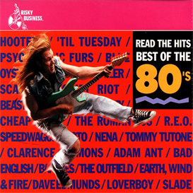READ THE HITS (BEST OF THE 80'S) Various Artists (1994) (COLUMBIA RECORDS) (24 TRACKS) 320 Kbps MP3 ALBUM | Music | Popular