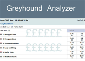 Betfair Greyhound Analyzer | eBooks | Sports