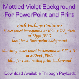 mottled lavender background for powerpoint and print