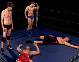 0705- Brody Hancock & Ethan Andrews vs Cody Nelson & Troy Nelson | Movies and Videos | Special Interest