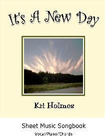 It's A New Day Songbook PDF/MP3 Combo | Music | Popular