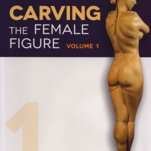 carving the female figure 1